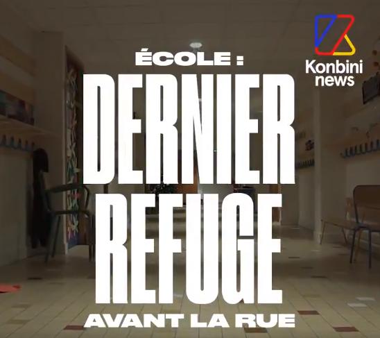 À Vaulx-en-Velin, l'école «dernier refuge avant la rue»