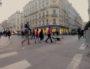 Lyon 1er arr. croisement Rue de la République et rue Joseph Serlin. ©MG/Rue89Lyon