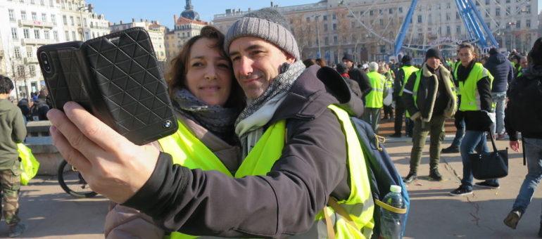 Lyon, au carrefour de la mobilisation des «gilets jaunes»