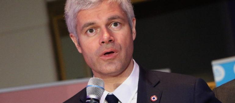 Laurent Wauquiez: les régionales de 2021 avant un retour au national?