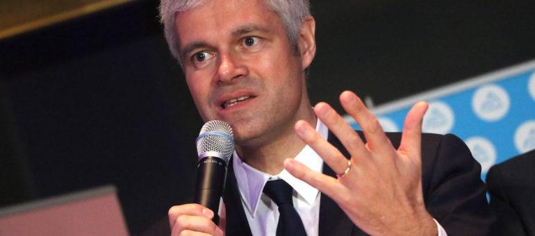 Laurent Wauquiez s'offre des vidéos chez Bernard de la Villardière