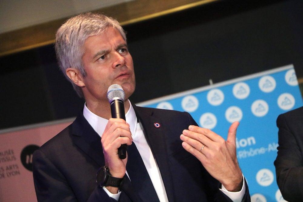 Laurent Wauquiez TER Lyon et région