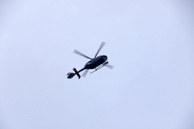 hélicoptère Lyon