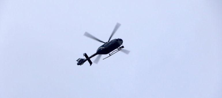 A Lyon, la justice saisie contre l'utilisation de l'hélicoptère de la gendarmerie en manifestation