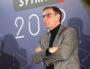 Au voeux du SYTRAL au Grand Hôtel-Dieu, David Kimelfeld président de la Métropole de Lyon. Vendredi 25 janvier.©MG/Rue89Lyon