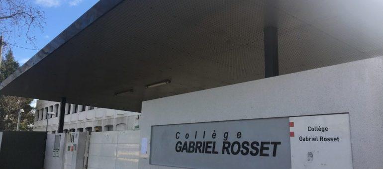Grève au collège Gabriel Rosset de Lyon : le personnel dénonce la gestion de l'établissement classé en REP