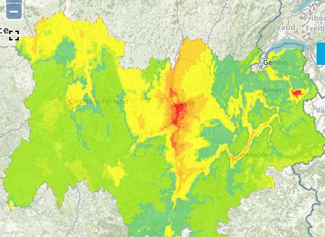 A Lyon, la circulation différenciée prolongée pour faire face au pic de pollution