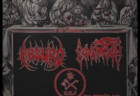 Dans la région lyonnaise, un énième concert de black metal néonazi