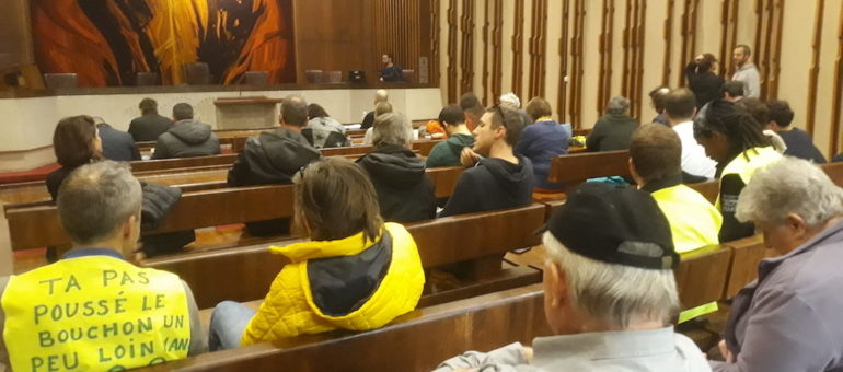« Gilets jaunes» à Lyon: le maintien de l'ordre à la barre du tribunal