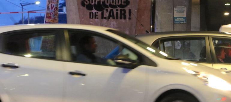 A Lyon, 1er pic de pollution aux particules fines mais pas de circulation différenciée à l'horizon