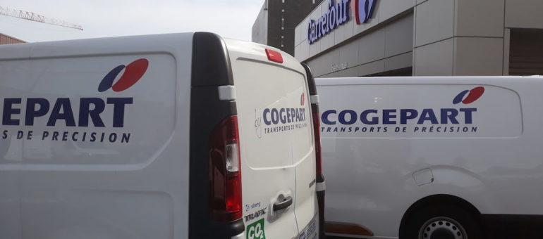 Coronavirus : des protections insuffisantes pour les livreurs des hypermarchés Carrefour de Lyon