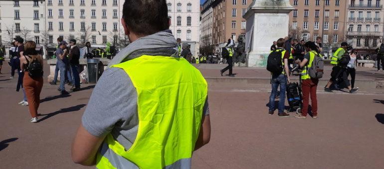 « Gilets jaunes » à Lyon : deuxième interdiction de manifester dans l'hypercentre le samedi