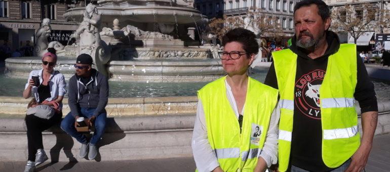 « Gilets jaunes » à Lyon : troisième interdiction de manifester dans l'hypercentre le samedi
