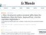 Interview de Jean Viard dans Le Monde