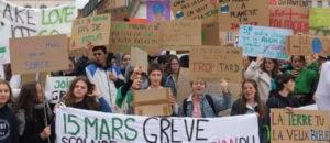 Grève, manifs, actions de désobéissance civile : 2 jours de mobilisation pour le climat à Lyon
