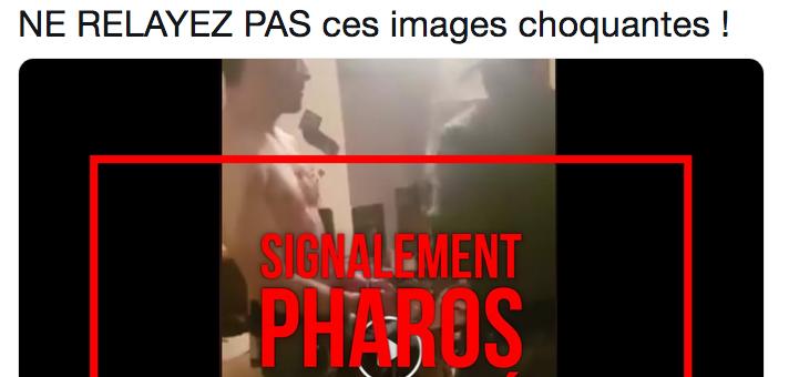 Une vidéo de torture à Lyon circule sur Facebook, la police appelle à arrêter son relais