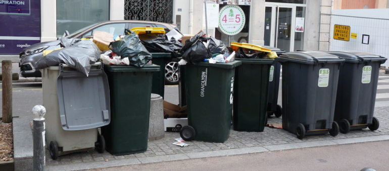 Pourquoi les éboueurs de Pizzorno ont arrêté leur grève à Lyon