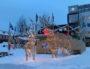 Projet artistique temporaire créé en Norvège par le Collectif etc.