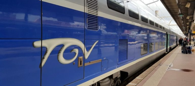 Ligne de train Lyon-Bordeaux : qu'en pensent citoyens et élus locaux ?