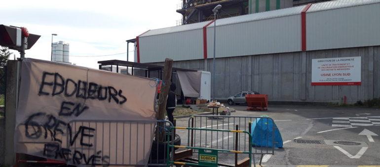 10 choses à savoir sur la double grève des éboueurs à Lyon