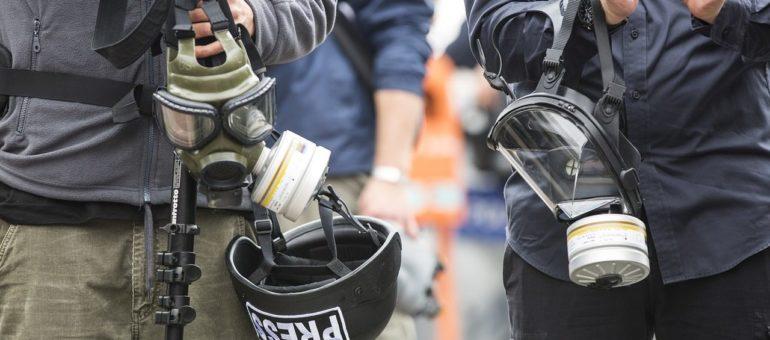Les journalistes en manifestation doivent être protégés, pas ciblés