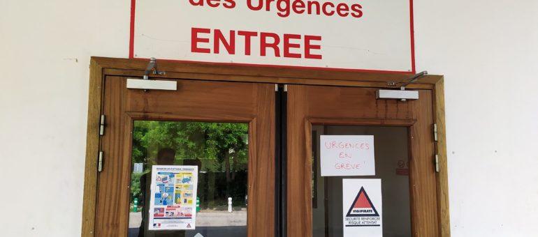 Grève aux urgences de Lyon : «une question de dignité au travail et de fins de mois difficiles »