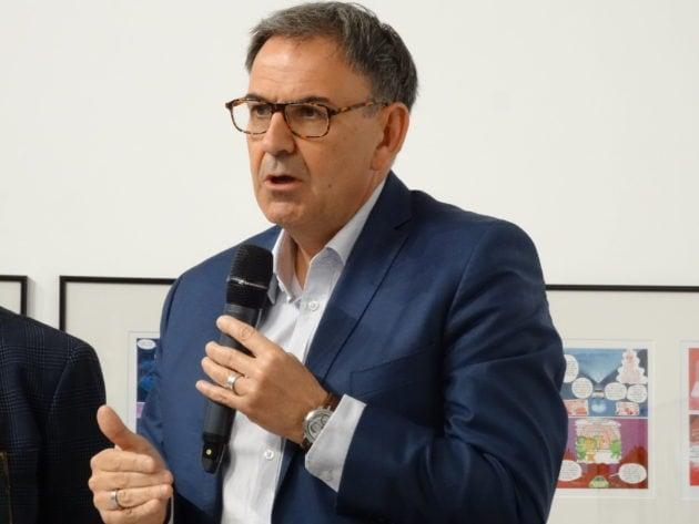 David Kimelfeld, président de la Métropole de Lyon / crédits : Oriane Mollaret