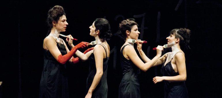 «Le Monde renversé», un spectacle au théâtre du Point du Jour