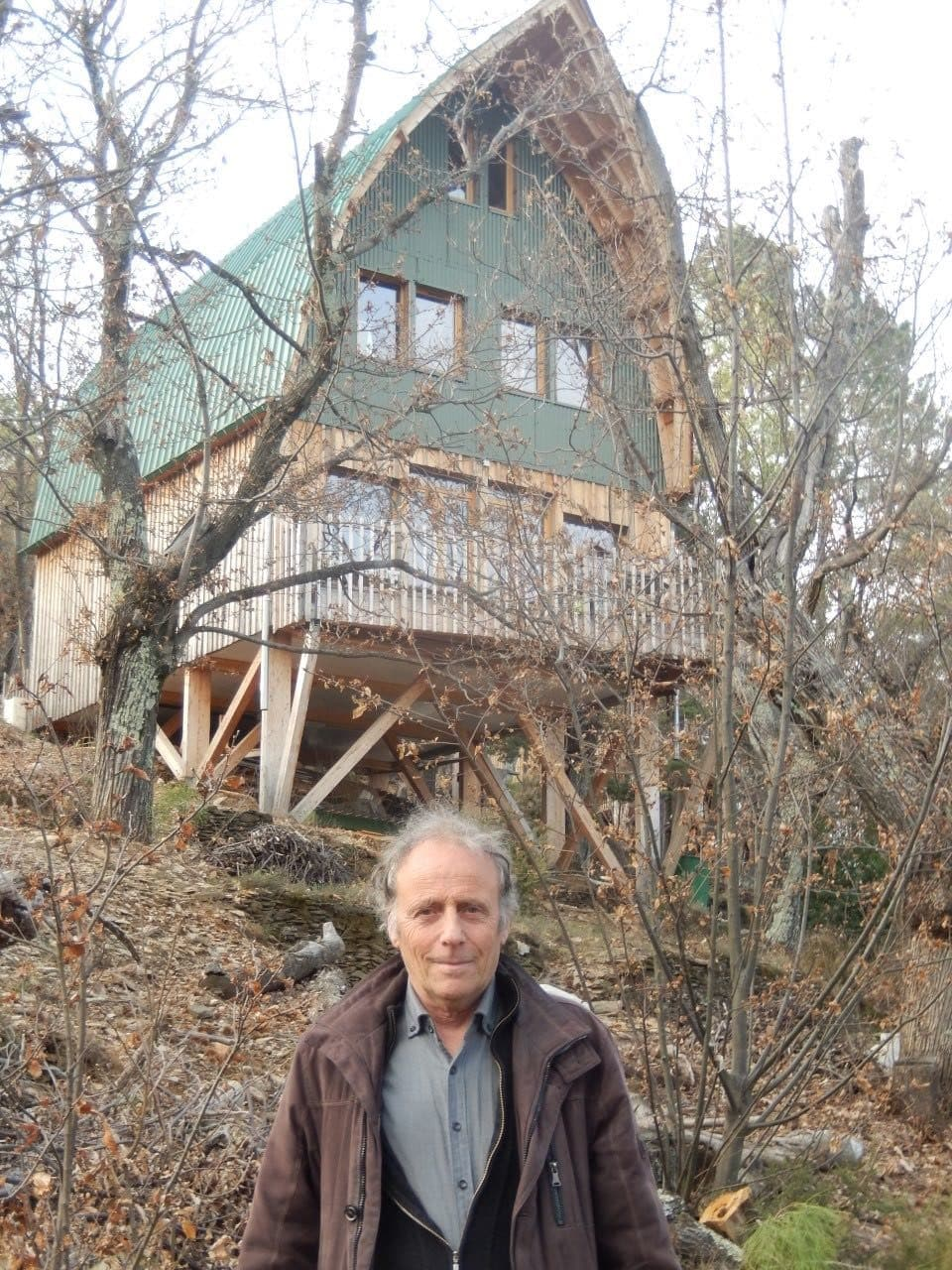 Pascal Waldschmid, maire de Beaumont.