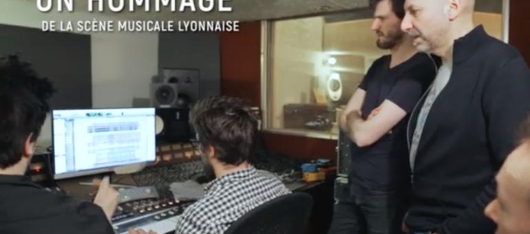 La crème des artistes lyonnais réunis pour l'album hommage à Hubert Mounier