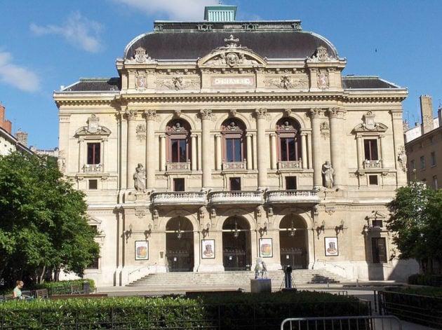 Théâtre des Célestins à Lyon