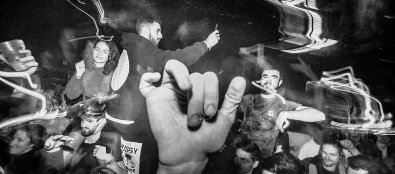 Expo du photographe Fabrice Caterini au Paradox durant le mois de juin