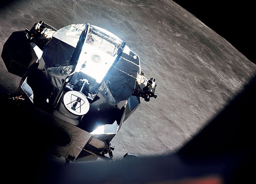 Apollo 10. ©NASA