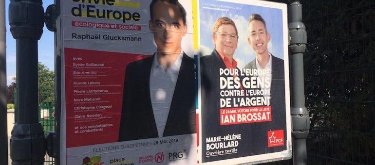Élection européenne : une campagne en demi-teinte mais un vote à observer ce dimanche à Lyon