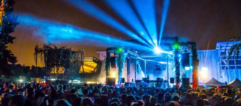 Evasion Festival: il n'y pas le feu au lac mais de la musique tout autour