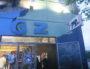 entrée de la salle de concert de Grzzzd Zero cc Emma Delaunay