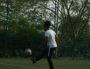 Maeva joue au club de foot Lyon La Duchère. ©Cheyenne Tyrakowski/LBB