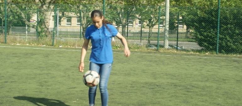Maysa, footballeuse à Lyon Duchère AS: «Les recruteurs cherchent 'des filles qui jouent comme des garçons'»