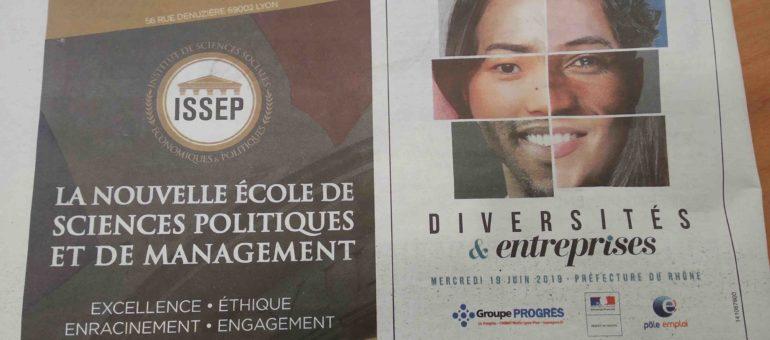 Dans CNews Lyon, la pub tranquillou pour l'école de Marion Maréchal Le Pen