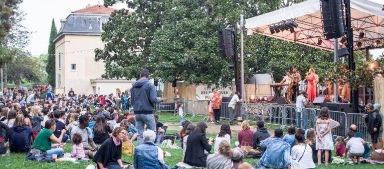 Les jeudis des musiques du monde au Jardin des Chartreux