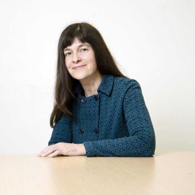 """Emmanuelle Pireyre, auteure de """"Chimère"""", roman publié aux éditions de L'Olivier ©Patrice Normand"""