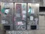 Distributeur de kits à injection, rue du Pensionnat / OM