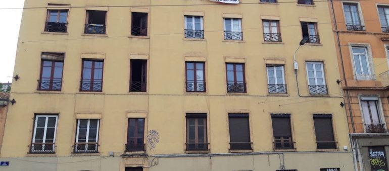 Bientôt des squats «officiels» dans des bâtiments de la Métropole de Lyon