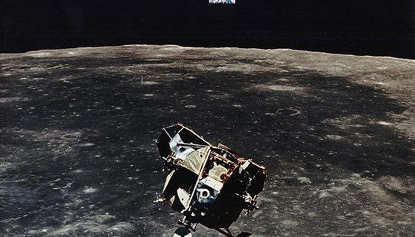 Les Missions Apollo racontées par Michel Tognini au Planétarium de Vaulx-en-Velin