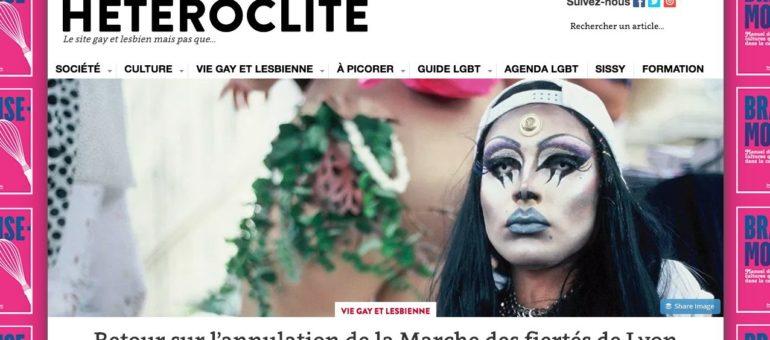 Comment la Marche des fiertés à Lyon «s'est retrouvée vidée de sa substance»