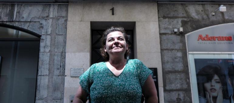 La culture à Grenoble: Corinne Bernard, débutante municipale