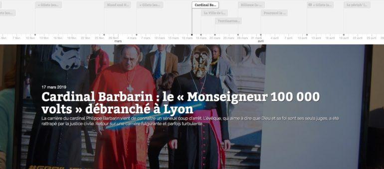 [Dans le rétro] Un début d'année 2019 à Lyon où on s'est pas mal (dé)branché