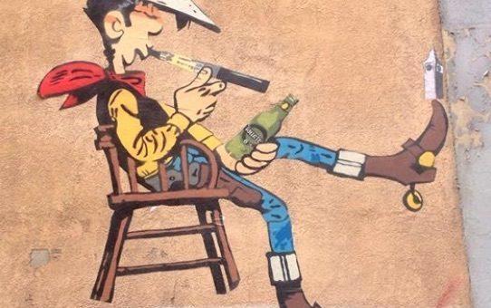 C'est pas bien de fumer (à moins que si), une expo par Big Ben à Lyon