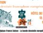 """Capture du site Lyon BD pour l'exposition """"Plan à 3 : Belgique - France-Suisse"""""""