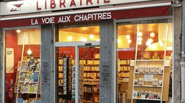 La librairie «La Voie aux chapitre» célèbre dix ans d'existence